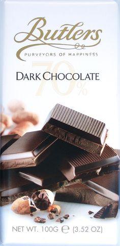 Butlers Dark Chocolate 70%