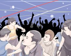 How to Mosh in a Mosh Pit -- via wikiHow.com