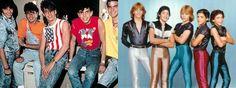 MODA ANOS 80 #toppinterest #nostalgia #anos80 #bonstempos #naqueletempo #sentimental #amoanos80 #saudades #maisamor #maispaz #pazemaor #pazeluz #namaste