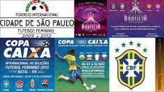 A VITRINE DO FUTEBOL FEMININO: A história do Torneio Internacional de Futebol Fem...
