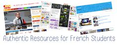 The French Corner: Where to Find Authentic Resources for French Students of All Levels