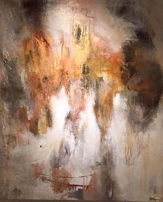 NEAR BY,  100 x 120 cm, Anette Riisgaard