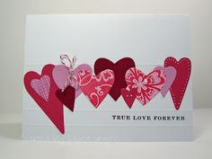 Lovely hearts - Valentine's Day