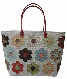 Hexagon bag