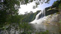 Cascada en la Amazonia