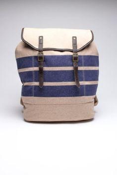 #stripes #beach bag