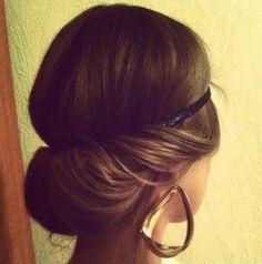 me podré hacer este peinado?