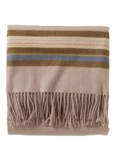Pendleton Woolen Mills: STRIPE 5TH AVENUE THROW