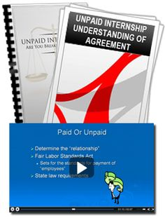 Unpaid Internship - not everyone can afford