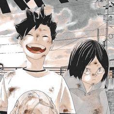 ari♡︎ (@qmY5jqoytkAww0x) / Twitter Kenma Kozume, Kuroken, App Anime, Haruichi Furudate, Haikyuu Wallpaper, Haikyuu Ships, Anime Ships, Haikyuu Anime, Anime Guys