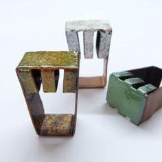 Camila Antonini, rings