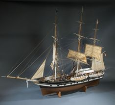New England Whale Ship [1875] Info for Whaling and some history and tools
