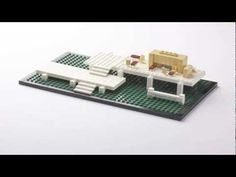 Not that usual and boring time lapse stuff - 21009 Farnsworth House