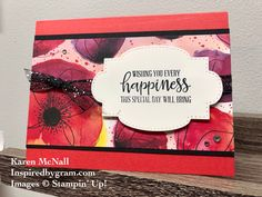 Here's a super simple card   Details on my blog.