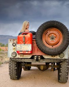 Country Way of Life Jeep Wrangler Girl, Cj Jeep, Jeep Truck, Jeep Willys, Jeep Vintage, Jeep Baby, Offroader, Volkswagen, Custom Jeep