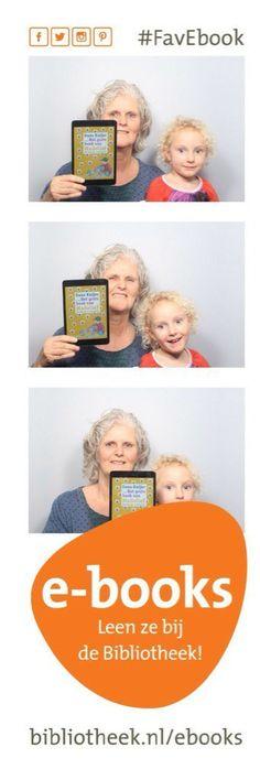 Vera en Tess lezen samen 'Het grote boek van Madelief' van Guus Kuijer. #FavEbook