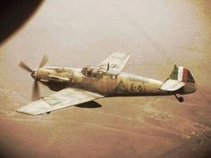 BF-109 in service with the Iranian Air Force - pin by Paolo Marzioli