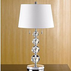 Studio Crystal Ball Table Lamp   Jcpenney $75.00