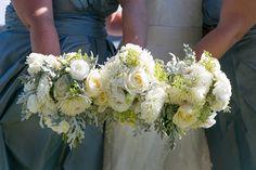 Wellington wedding flowers bouquet @von photography