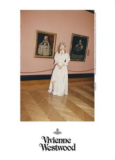 Kate for Vivienne Westwood campaign