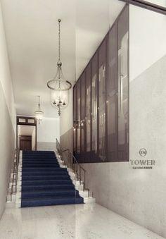 Tower Melbourne // 150 Queen Street, Melbourne // Client: CEL Australia Pty Ltd // Architect & Interior Designer: Elenberg Fraser