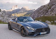 What do you think of the new Mercedes-AMG GT Roadster? #CarsRevealed…