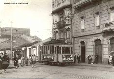 Rubine y tranvía El Canton, Location History, Street View, Radios, Vertigo, Buses, Motorcycles, Antiques, Twitter