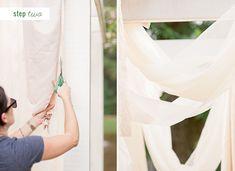 DIY: Floral Pergola Project