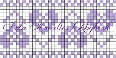 Fair Isle Knitting Patterns, Knitting Machine Patterns, Fair Isle Pattern, Knitting Charts, Knitting Stitches, Knitting Socks, Baby Knitting, Loom Beading, Beading Patterns