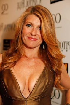 I don't think I've ever been more jealous of someone's hair like I am of connie britton's
