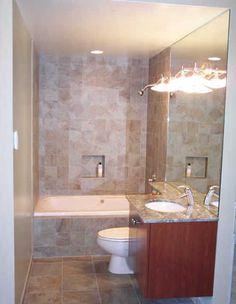 small bathroom ideas 6 - Interior Design Ideas, Style, Homes, Rooms, Furniture & Architecture