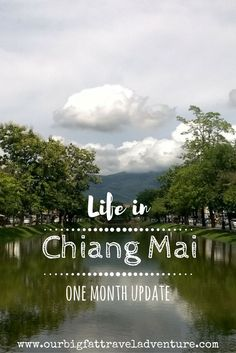 Here's an update after our first month here in Chiang Mai; what we've been up to, how things are going and some future plans.