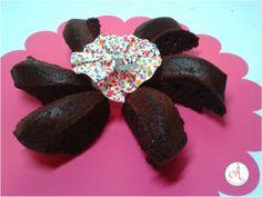 Recetas fáciles, dulces y sabrosas: Pastel de chocolate con Stevia - Chocolat Stevia cake