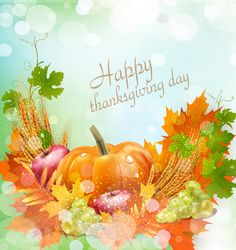 3D Thanksgiving wallpaper | Free download Free download Thanksgiving day harvest…