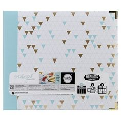Teresa Collins Albums Made Easy Triangle - 12