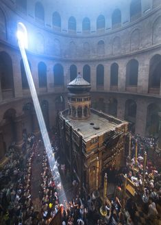 Holy Light Ceremony 2018 in Israel - Dates & Map Cultura Judaica, Arte Judaica, Jerusalem, Naher Osten, Israel Palestine, Israel Travel, Chapelle, Holy Land, Place Of Worship