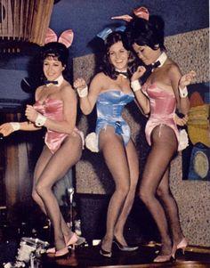 1960s Playboy Bunnies