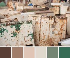 colorboard  colorpattern  inspiration  Patrycja Rymer
