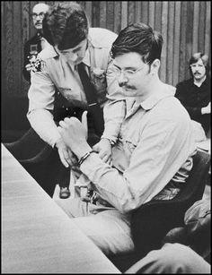 Edmund Kemper In Court