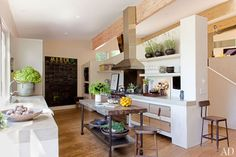 Patrick Demspey's Welcoming Malibu Home