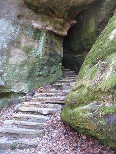 Rim Rock - Shawnee National Forest