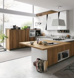 cucina Stosa Cucine Infinity composizione tipo 02 | Pinterest ...