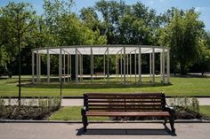 © Yuri Palmin Architects: Bureau Alexander Brodsky Location: Gorky Park, ул. Крымский Вал, 9, город Москва, Russia,