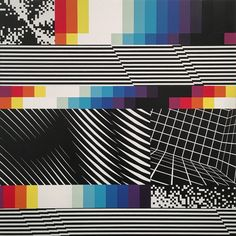 'Chromodynamica 25' from Felipe Pantone @felipepantone for our 'LAX / DTW : Detroit Hustle II' exhibition. • On view through August 26 at: Inner State Gallery @inner_state 1410 Gratiot Avenue in Detroit, MI. *Open every Saturday 11AM-6PM or by appointment • All available works are now online for immediate purchase at www.1xRun.com // #LAXDTW #ThinkspaceGallery #ThinkspaceFamily #InnerStateGallery #1xRun #NewContemporary #Painting #FelipePantone