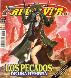 La Ley Del Revolver #597