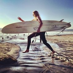 gone surfing a few times, i wish i could be really good at it