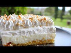 Φανταστικό Γλυκό Ψυγείου-Εκμέκ (Με τσουρέκι) - Ekmek - YouTube