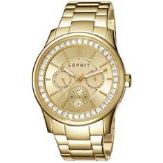 #esprit #watch #watches #ura #kovinski #pasek #silikonski #silikon #pasek #slovenija #urar #zlata #gold #golden