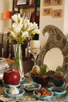 Part Of Our Haftssen Haftseen Happy Persian New Year Norouz 1395