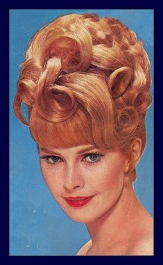 Bee Hive | 1960s | Up-do